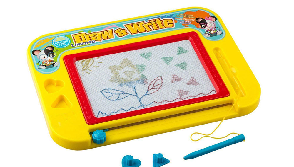 Best-Magnetic-Drawing-Board-For-Toddlers